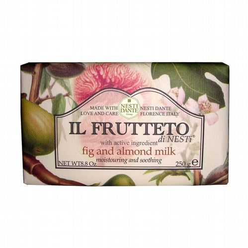 Nesti Dante Soap - Il Frutteto - Fig and Almond Milk